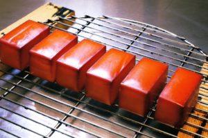 チーズ燻製の写真